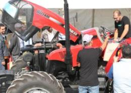 Case IH showcases how its equipment can help Tunisia's farmers