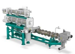 Bühler launches single-screw extruder PolyOne at VICTAM International