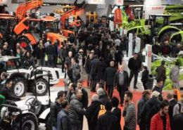 Spotlight on agricultural mechanisation at EIMA International in Bologna