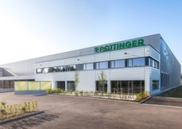 Pottinger unveil new worldwide spare part logistics centre