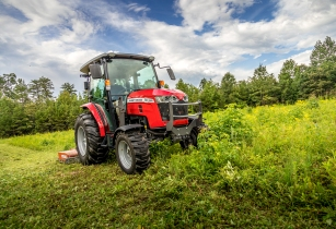 AGCO unveils Massey Ferguson 1800M and 2800M series compact tractors