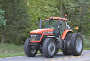 AGCO DT 220 Tractor Freedom Township Michigan