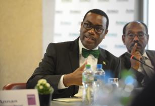 Akinwumi Adesina Eric Roset African Progress Panel African Farming