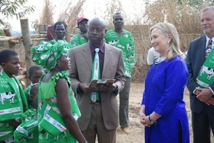 Clinton US46mn Malawi agriculture