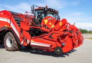 Grimme releases new features for VENTOR 4150