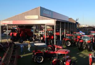 NAMPO 2017 Case IH Stand