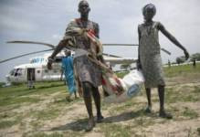 South Sudanese people face critical lack of food