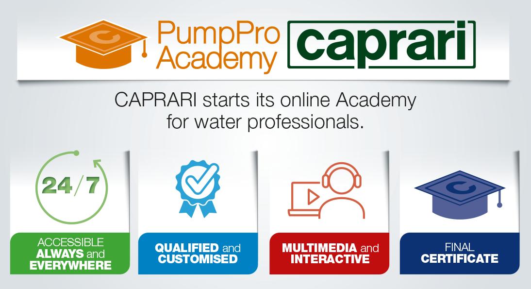 Caprari inaugurates PumpPro Academy