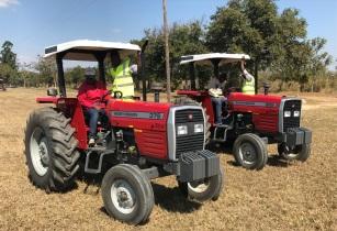 SACAU Young Agripreneurs Forum gets hands-on training at AGCO Future Farm