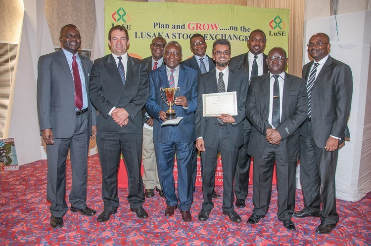 Zambeef Corporate Governance Awards