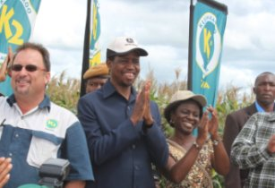 Zambian President may split agriculture ministry