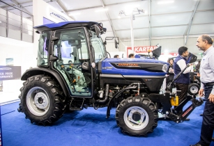 Farmtrac displays smart tractors and smart farming solutions at EIMA 2018