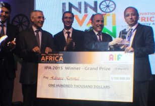 Antibiotic alternative wins Africa innovation prize