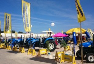 Fuel efficiency key for New Holland at SIAM Morocco