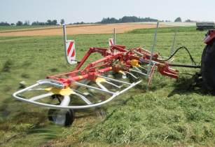 HIT 6 80 T Tedder Pttinger