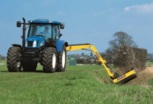 New Holland Agriculture tractors farming
