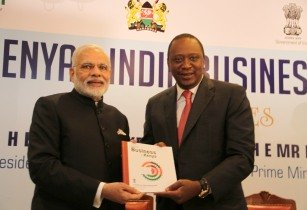 Kenya receive US$100mn from India for agricultural mechanisation deal