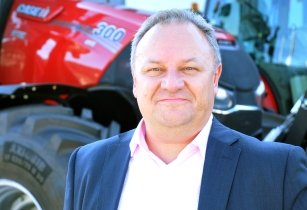 THIERRY PANADERO VICE PRESIDENT CASE IH STEYR EMEA