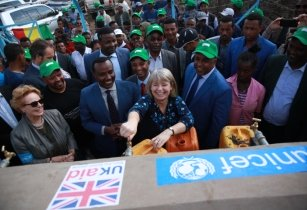 Ethiopia inaugurates water supply and waste management project